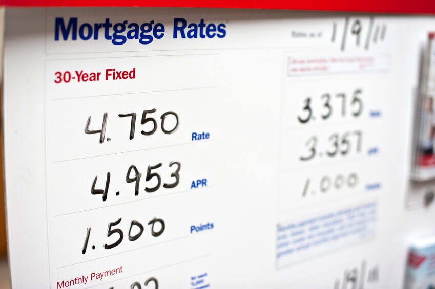 Best Mortgage Rates   Predictions