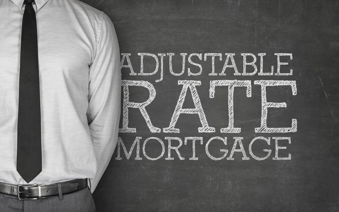 What is an adjustable rate mortgage?