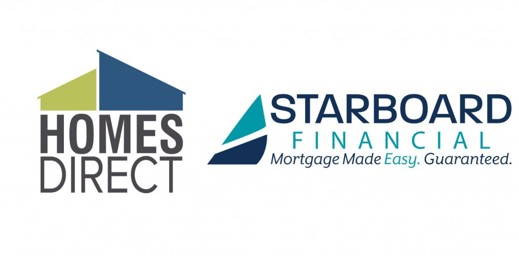 Homes Direct Starboard Financial Logo