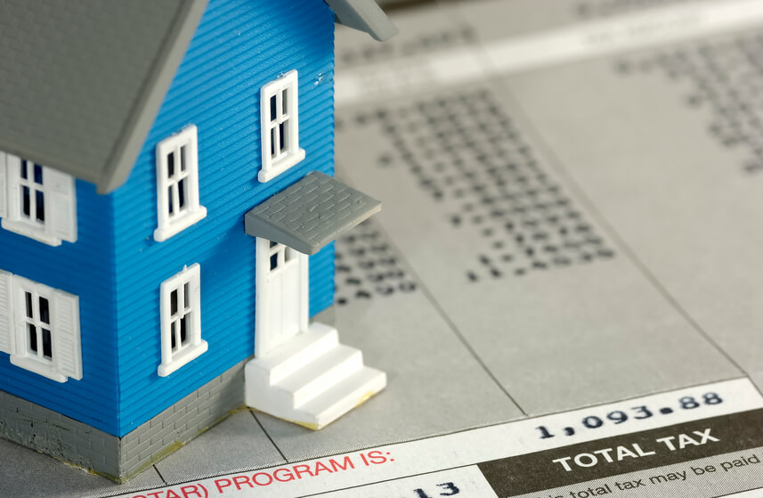 Taxes On A Mortgage